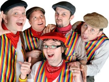 Screaming Tarts Present: The Lancashire Hotpots picture