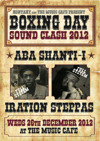 Flyer thumbnail for Aba Shanti-i X Iration Steppas: Iration Steppas Sound System + Aba Shanti