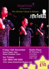 Flyer thumbnail for Show Time Presents The Ultimate Tribute To Motown: The Motellas