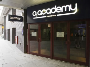 O2 Academy Islington artist photo