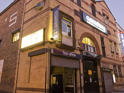 O2 Academy Liverpool venue photo