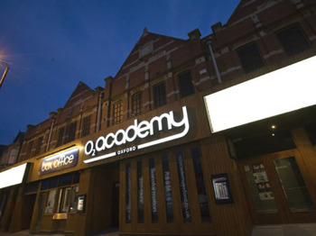 O2 Academy Oxford venue photo