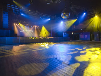 O2 Academy Sheffield venue photo