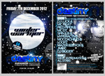 Flyer thumbnail for Destiny 'Winter Warmer': DJ Luck & MC Neat + DJ Pied Piper + Spin E B + Hyperactive MC