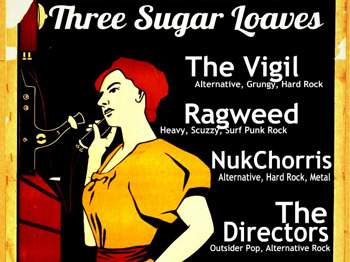 The Vigil + Ragweed + The Directors + Nukchorris picture
