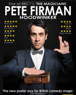 Flyer thumbnail for Hoodwinker: Pete Firman