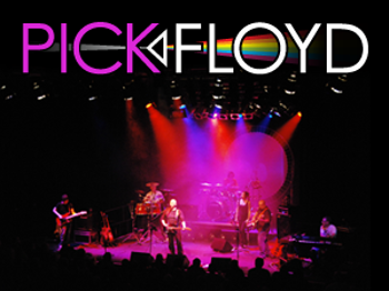 Wish You Were Here In Monmouth: Pick Floyd picture