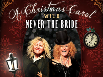 A Christmas Carol With: Never The Bride picture