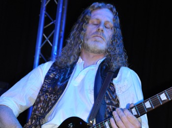 Rob Barnes Band artist photo