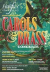 Flyer thumbnail for Carols & Brass With Special Guest Father Christmas: Halifax Choral Society + The Black Dyke Band + John Pryce-Jones + Father Christmas