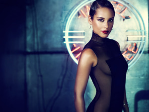 Alicia Keys artist photo