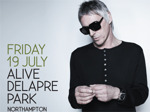 Flyer thumbnail for Alive At Delapre: Paul Weller
