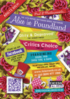 Flyer thumbnail for The 12th Annual Battersea Barge Panto - Alice In Poundland