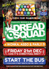 Flyer thumbnail for The ASBO Disco: Dreadsquad + Parly B + Skellyman + Dutty Sal