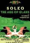 Flyer thumbnail for Ashanti Beats Presents: Soloko + The Age Of Glass + DJ Legaliz + Yosemite Sam