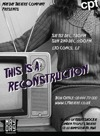 Flyer thumbnail for Futureshock Festival: This Is A Reconstruction: MayDay