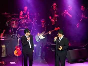 Sweet Soul Blues Brothers picture