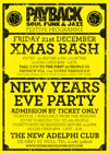 Flyer thumbnail for Payback Soul Funk & Jazz Xmas Bash / Club Night: Payback DJs