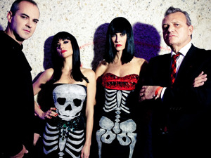 Nouvelle Vague artist photo