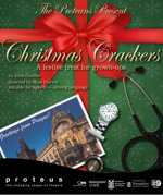 Flyer thumbnail for Christmas Crackers: The Proteans