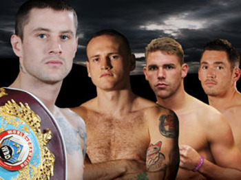 World Championship Boxing: George Groves, Ricky Burns, Billy Joe Saunders picture