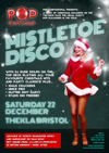 Flyer thumbnail for Mistletoe Disco: DJ Rude Dolph