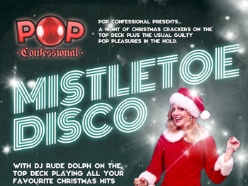 Mistletoe Disco: DJ Rude Dolph picture