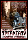 Flyer thumbnail for The Docfest Speakeasy Shh!
