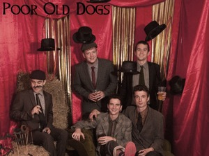 Poor Old Dogs artist photo