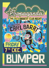 Flyer thumbnail for Carl Barat (The Libertines / Dirty Pretty Things ) Dj Set At Propaganda!: Carl Barat + Propaganda DJs
