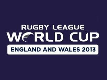 Game 17 - ENGLAND vs FIJI: Rugby League World Cup 2013 picture