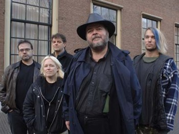 The Lady From Shanghai Tour: Pere Ubu picture