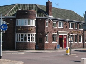 Barley Mow Inn artist photo