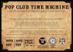 Flyer thumbnail for Pop Club Mulled Wine Machine (A Pop Club Time Machine Christmas Special)