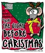 Flyer thumbnail for 'Twas The Night Before Christmas: Keeper's Daughter