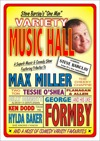 Flyer thumbnail for One Man Variety Music Hall: Steve Barclay