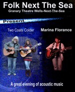 Flyer thumbnail for Folk-next-the-sea: Marina Florance