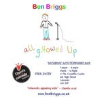 Flyer thumbnail for Ben Briggs - All Growed Up: Ben Briggs