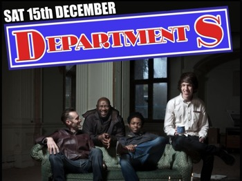 Department S: Yes Rebels + Tyrannosaurus Daze + John The Mod picture
