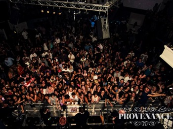 Provenance Nightclub venue photo