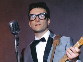 Buddy Holly - A Legend Reborn + John-Simon Rawlings + Johnny Curtiss + Ritchie Valens Live Revue Show picture