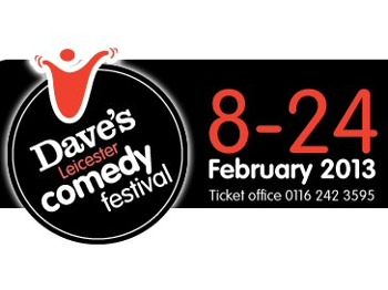 Dave's Leicester Comedy Festival: On The Road: Milton Jones picture