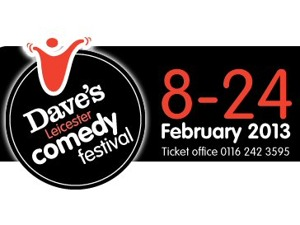 Picture for Dave's Leicester Comedy Festival
