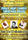 Flyer thumbnail for The Gag Show Xmas Comedy Special: Gerry K, Jonny Awsum, Luke Honnoraty