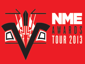 Picture for NME Awards Tour 2013