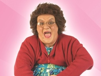 Mrs Brown Rides Again: Brendan O'Carroll picture