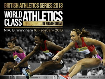 British Athletics Grand Prix  picture