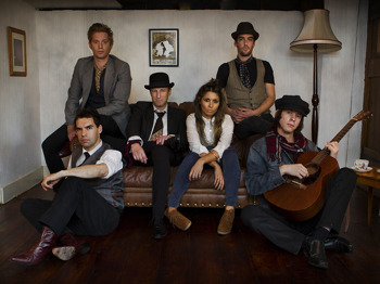 The Midnight Rebel Band artist photo