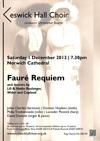 Flyer thumbnail for Fauré Requiem: Keswick Hall Choir