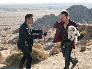 Film promo picture: Seven Psychopaths